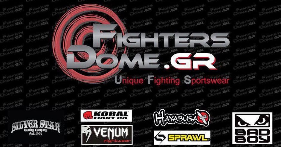 Fighters Dome Partners and Logo