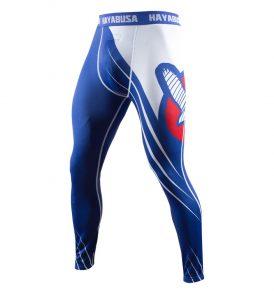 recast-compression-pants-blue-white-side