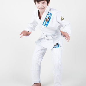 ATAMA BJJ Gi Mundial Άσπρο - Fighters Dome