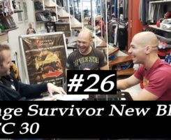 The BiG DomeCast #26 (Cage Survivor New Blood)