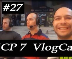 The BiG DomeCast #27 MCP 7 VlogCast