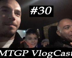 The BiG DomeCast #30 MTGP VlogCast Muay Thai Grand Prix