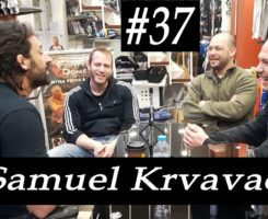 The BiG DomeCast #37 Sam Krvavac BJJ Pirates